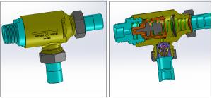 product design valve